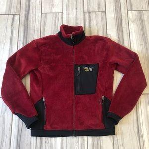 NWOT Mountain Hardwear Monkey Man jacket.